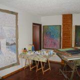 In Studio - Marie Michèle B. CARON |Luminis Poesis